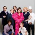Photo promo pour la pièce Folle Amanda, retransmise sur TF1 le 21 janvier 2017 à 20h55.