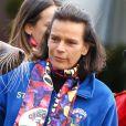 La princesse Stéphanie de Monaco et sa fille Pauline Ducruet assuraient le 17 janvier 2017 le lancement du 41e Festival international du Cirque de Monte-Carlo. © Olivier Huitel / Crystal Pictures / Bestimage