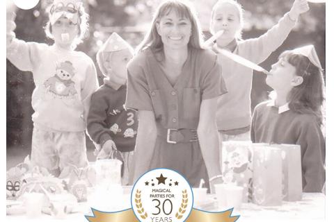 Kate Middleton à 7 ans, sosie de sa mère, dans une pub pour le business familial