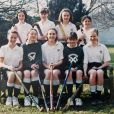 Catherine, duchesse de Cambridge lors de ses années (1986-1995) à l'école St. Andrew's à Pangbourne. Photo by Michael Dunlea/Barcroft Media/ABACAPRESS.COM