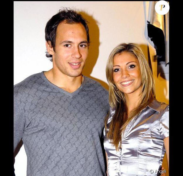 Sergio Parisse et Alexandra Rosenfeld