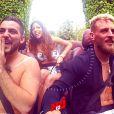 """Anthony, Anissa et Jordan dans le nouveau teaser des """"Anges 9"""", 24 janvier 2017"""