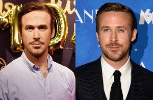 Ryan Gosling figé en cire : Une statue complètement ratée et flippante