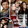 Magazine France Dimanche en kiosques le 27 janvier 2017.