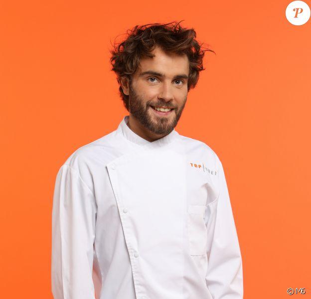 """Thomas Letourneur (29 ans) - Candidat de """"Top Chef 2017"""" sur M6."""
