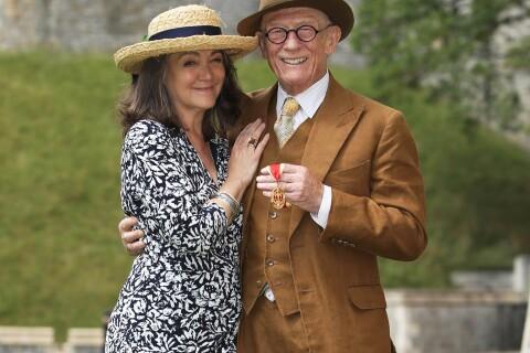 Mort de John Hurt : Les mots bouleversants de sa veuve, Anwen, et du 7e art