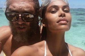 Vincent Cassel et Tina Kunakey à la plage : Souvenir d'un break en amoureux