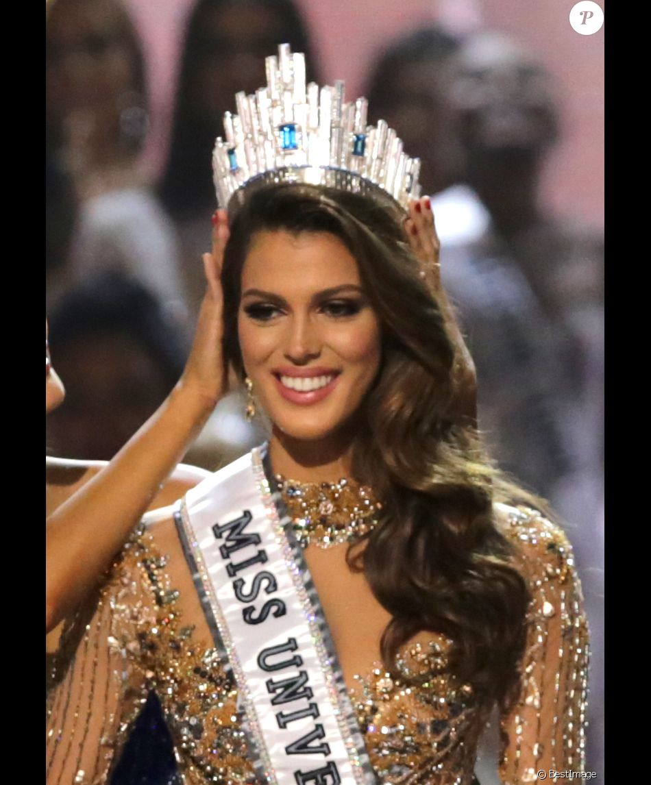 miss france 2016 iris mittenaere reine de l 39 univers. Black Bedroom Furniture Sets. Home Design Ideas