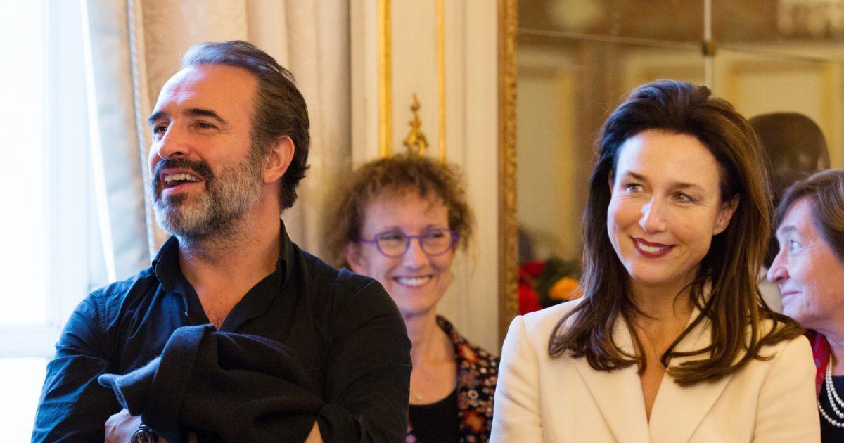 Jean dujardin elsa zylberstein claude lelouch fait for La nouvelle vie de jean dujardin