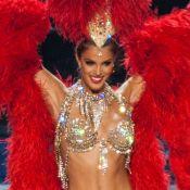 Iris Mittenaere (Miss Univers 2016) : Le prix exorbitant de sa robe Moulin-Rouge