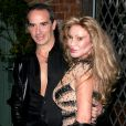 """JOCELYN WILDENSTEIN ET LLOYD KLEIN - OUVERTURE DE LA NOUVELLE BOUTIQUE LLOYD KLEIN A LOS ANGELES 14/11/2006 - Los Angeles"""
