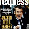 """Couverture de """"L'Express"""", numéro du 1er février 2017."""