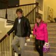 """Dix ans après la mort d'Anna Nicole Smith, le père de sa fille Dannielynn, Larry Birkhead, s'est confié dans l'émission """"Inside Edition"""" pour évoquer leur vie dans le Kentucky (février 2017)."""