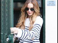 PHOTOS : Lindsay Lohan, look de marin pour faire du shopping coquin... avec sa chérie !