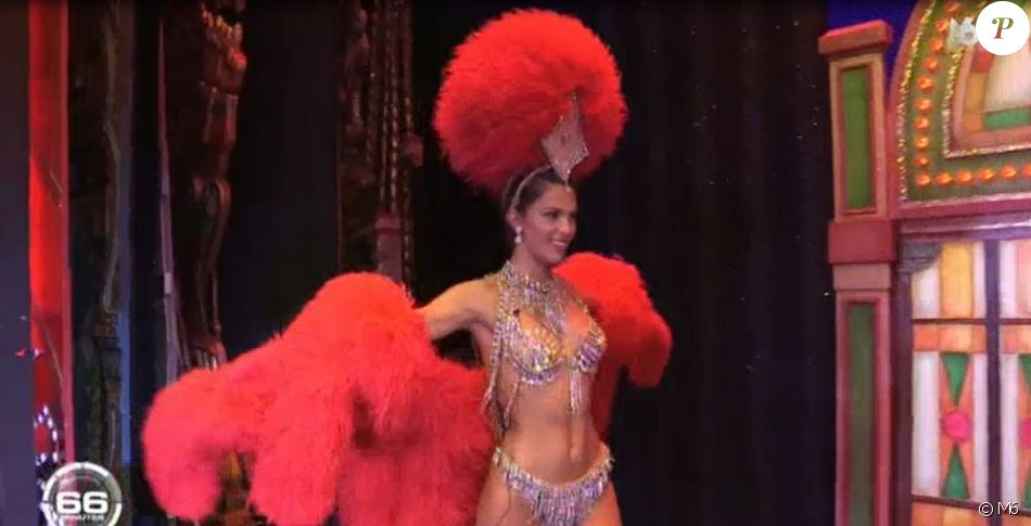 Iris mittenaere robe moulin rouge