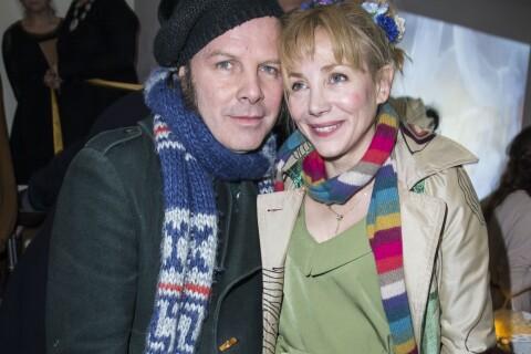 """Julie Depardieu a """"mis un an"""" avant d'embrasser son compagnon, Philippe Katerine"""