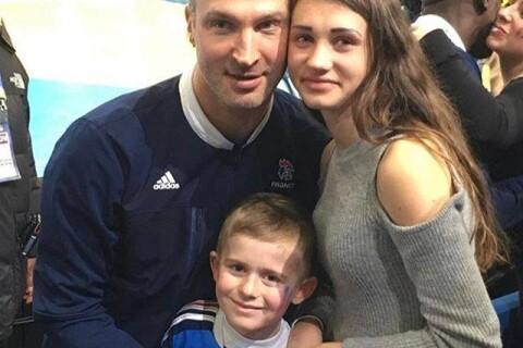 Thierry Omeyer : Une belle photo avec son fils Loris pour savourer encore