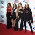 "Jesy Nelson, Jade Thirwall Perrie Edwards et Leigh-Ann Pinnock du groupe Little Mix à la Soirée ""Capital FM Jingle Bell Ball au 02 Arena à London, Royaume Uni, le 3 décembre 2016."