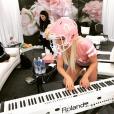 Lady Gaga assure la mi-temps du Super Bowl, le 5 février 2017