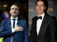Emmanuel Macron: Une double vie avec un homme ? Il dément avec force et humour !