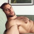Franco Noriega, profession chef et top model, pose sur Instagram