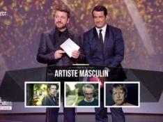 """Victoires 2017 - Renaud : """"Je la dédie à mon fils Malone et ma fille Lolita"""""""
