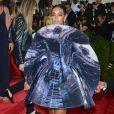 Solange Knowles à la Soirée Costume Institute Gala 2015 (Met Ball) au Metropolitan Museum, célébrant l'ouverture de Chine: à travers le miroir à New York. Le 4 mai 2015.