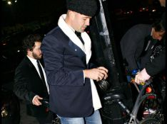 PHOTOS : Billy Zane chic en haut... en mode poubelle en bas !