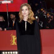 Clémence Poésy : La jeune maman brille à la Berlinale