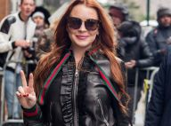 Lindsay Lohan : Radieuse à la Fashion Week de New York, elle soutient son frère