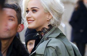 Fashion Week : Katy Perry dévoile son nouveau look au défilé Marc Jacobs