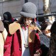Kendall Jenner - Défilé Marc Jacobs automne-hiver 2017 à New York. Le 16 février 2017.
