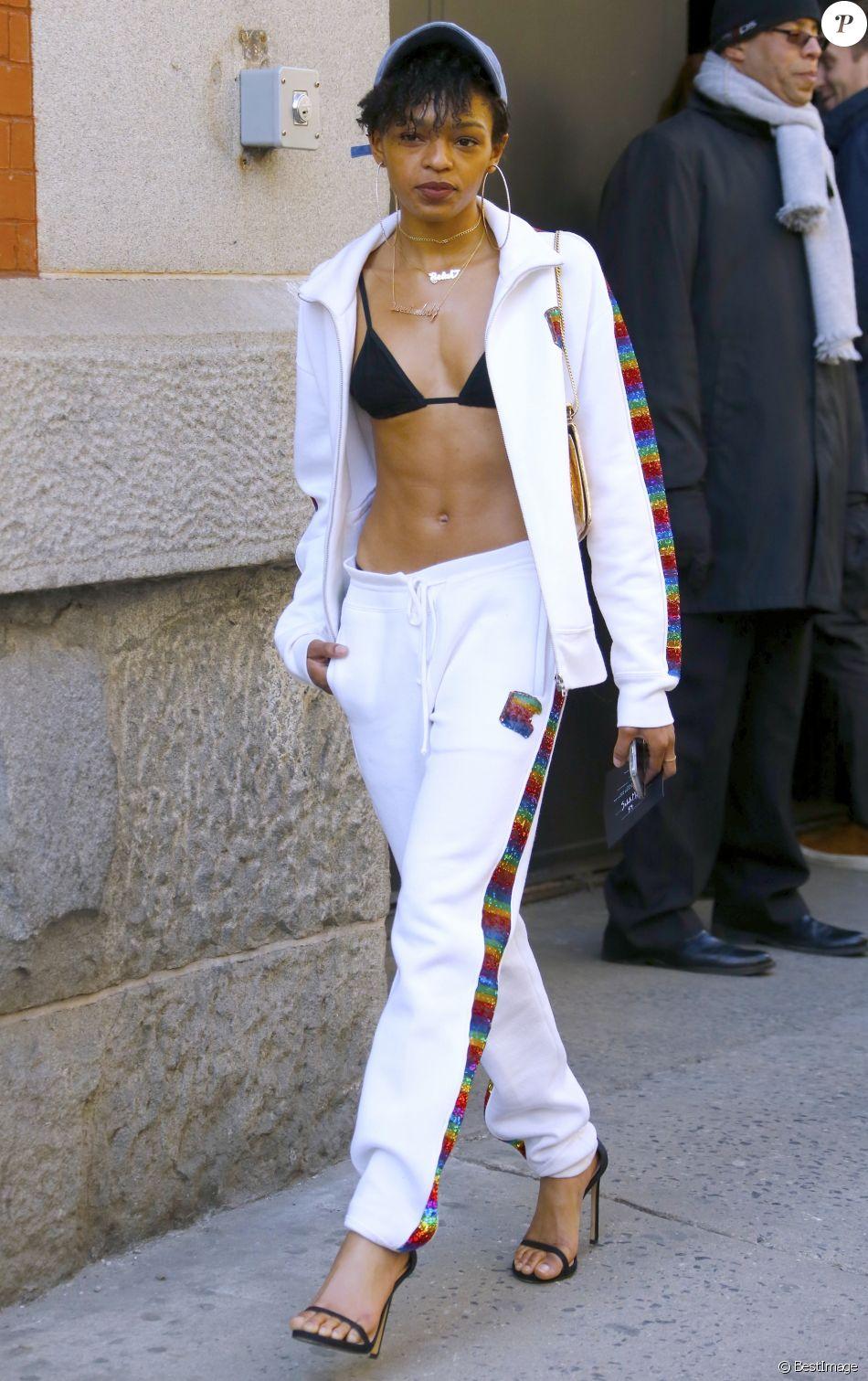 Selah Marley (fille de Lauryn Hill et Rohan Marley ...