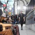 Défilé Marc Jacobs automne-hiver 2017 à la Park Avenue Armory, à New York. Le 16 février 2017.