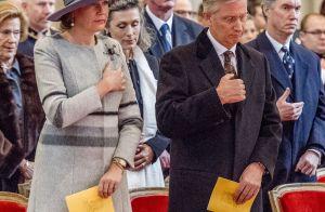 Philippe et Mathilde de Belgique : Fidèles au poste après l'accident de Paola