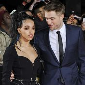Robert Pattinson et sa fiancée FKA Twigs : Rires et poses complices à Londres