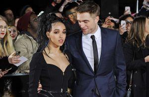 Robert Pattinson et sa fiancée FKA Twigs : Rires et poses complices à Londres