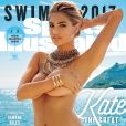 Kate Upton sublime et quasiment nue en couverture du magazine Sports Illustrated Swimsuit daté du mois de mars 2017.