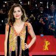 Maggie Gyllenhaal - Arrivées et cérémonie de clôture du 67e festival du film de Berlin le 18 février 2017.