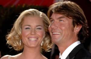 Rebecca Romijn et Jerry O'Connell : les prénoms de leurs jumelles sont...