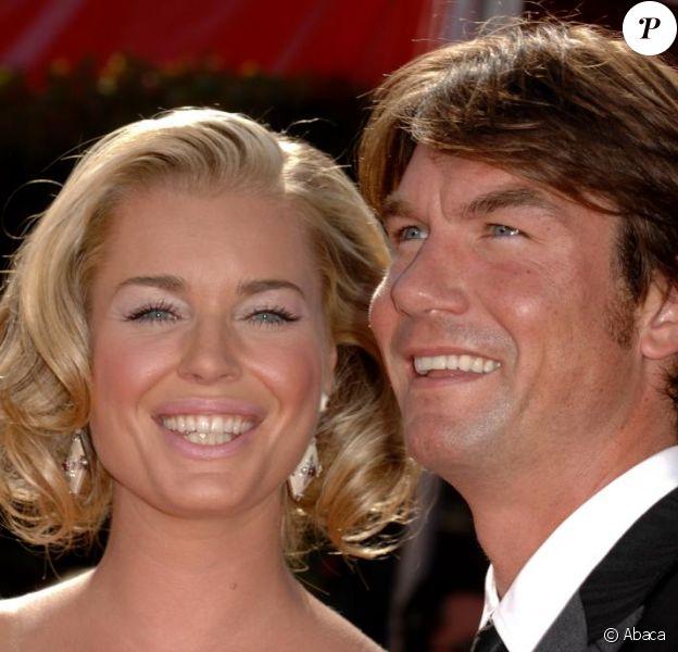 Rebecca Romijn et Jerry O'Connell sont les heureux parents de Dolly et Charlie !