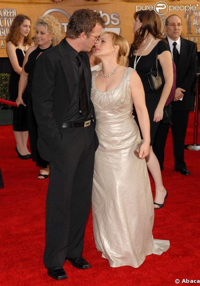 Patricia Arquette et son deuxième mari Thomas Jane, c'est fini