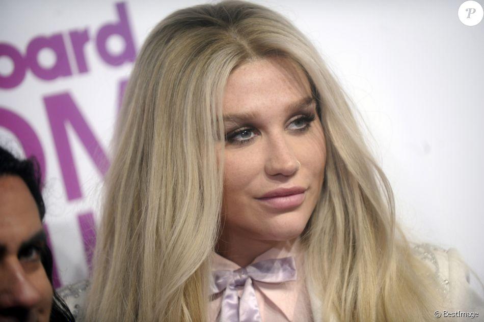 Kesha à la soirée 2016 Billboard Women à New York, le 9 décembre 2016 © Future-Image via Zuma/Bestimage