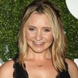 "Beverley Mitchell à la soirée ""CBS Television Studios Summer"" au centre Pacific Design à West Hollywood, Californie, Etats-Unis, le 10 août 2016."