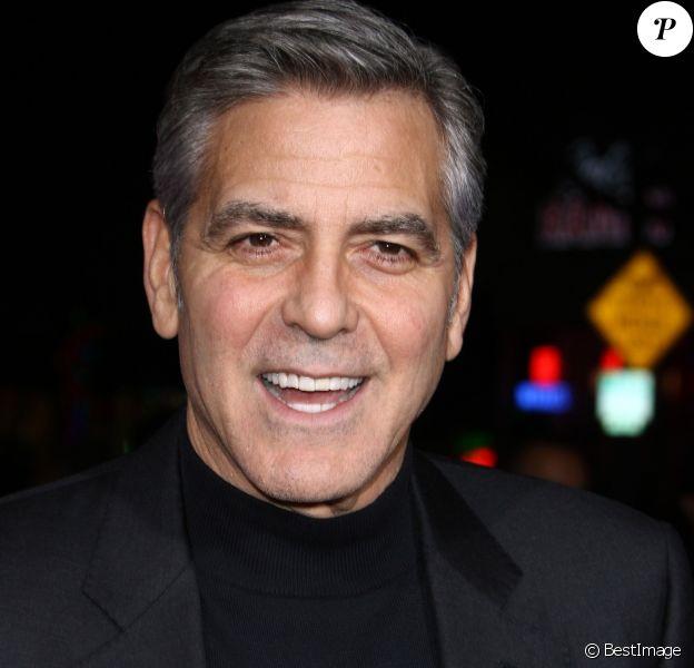 George Clooney - Première du film «Hail, Caesar!» au Regency Village Theatre à Westwood. Le 1er février 2016