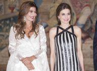 Juliana Awada: La belle Argentine avec sa fille Antonia face à Letizia d'Espagne