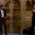 Casey Affleck a reçu l'Oscar du meilleur acteur pour Manchester by the Sea des mains de Brie Larson - 26 février 2017