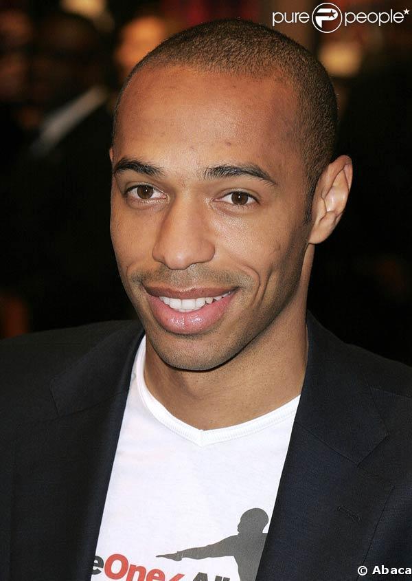 <B> Thierry </ b> <b> Henry </ b>
