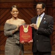Rihanna à Harvard : La superstar honorée par la prestigieuse université