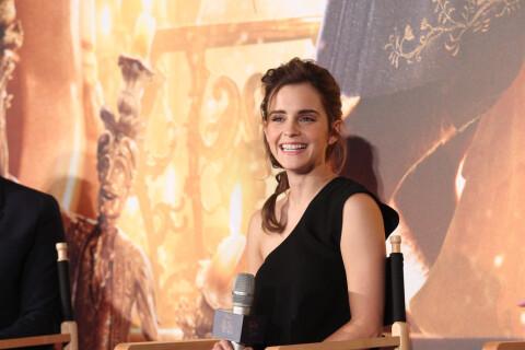 Emma Watson : Libre de ne plus faire de selfies et de poser presque seins nus